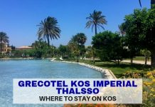 Luxury on Kos island, Greece: Grecotel Imperial Thalasso