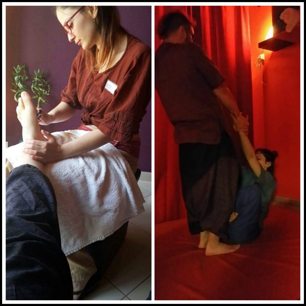 Nuad Thai Massage Athens - Treatments available