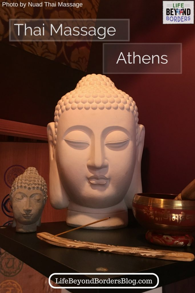 Nuad Thai Massage - Athens - Greece. Situated in the heart of the tourist district in Greece's capital city, Nuad Thai Massage is the perfect place to come after a hard day pounding the pavements sightseeing or shopping.