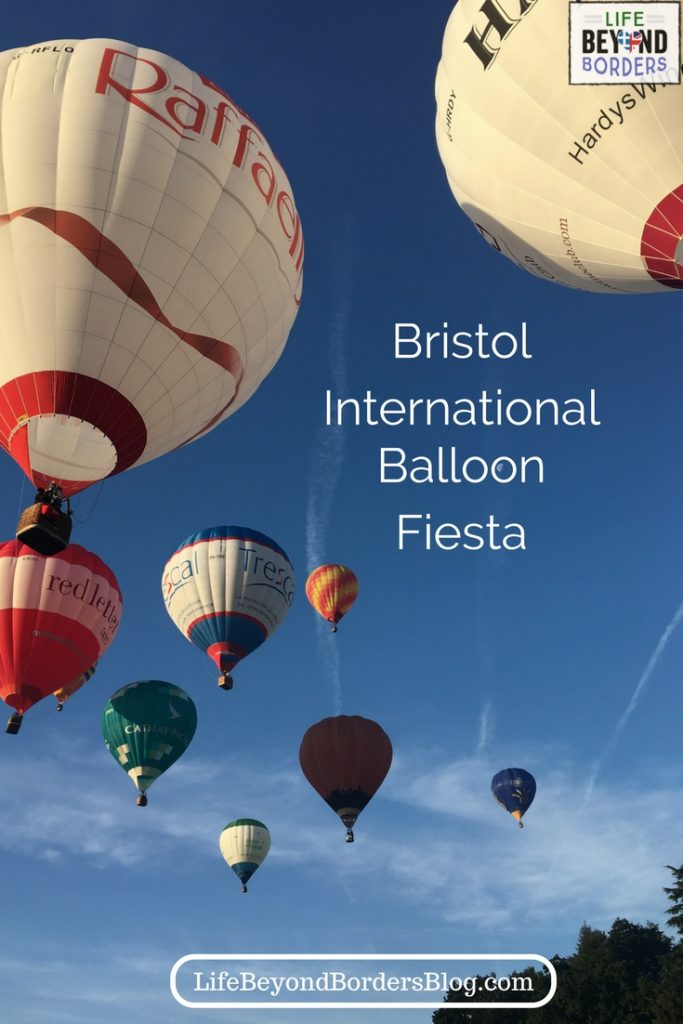 Bristol International Balloon Fiesta - come and explore what all the 'hot air' is about with Life Beyond Borders