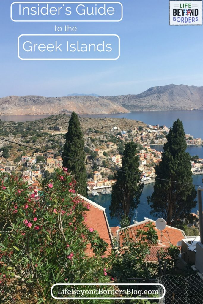 Insider's Guide to the Greek Island. Come and discover the Greek islands with Life Beyond Borders