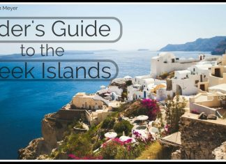 An Insider's Guide to the Greek Islands
