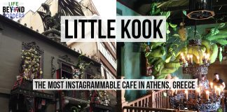 Little KooK Themed Cafe - Athens, Greece