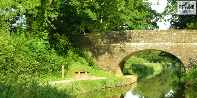 The Grand Western Canal - Devon - UK. Life Beyond Borders