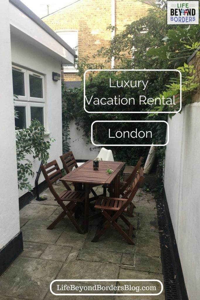 Luxury Vacation Rental in London with FG Properties