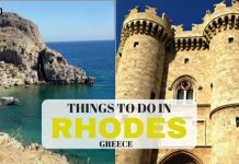 Things to do in #Rhodes, #Greece - #Mediterranean #Europe #GreekIslands