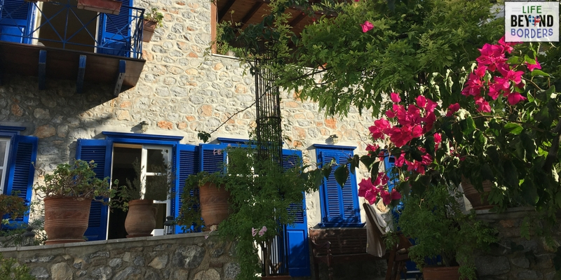 Where to stay on Hydra Island, Greece - Avlaki Haven Studio. Life Beyond Borders