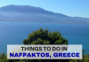 Things to do in Nafpaktos Greece - Life Beyond Borders