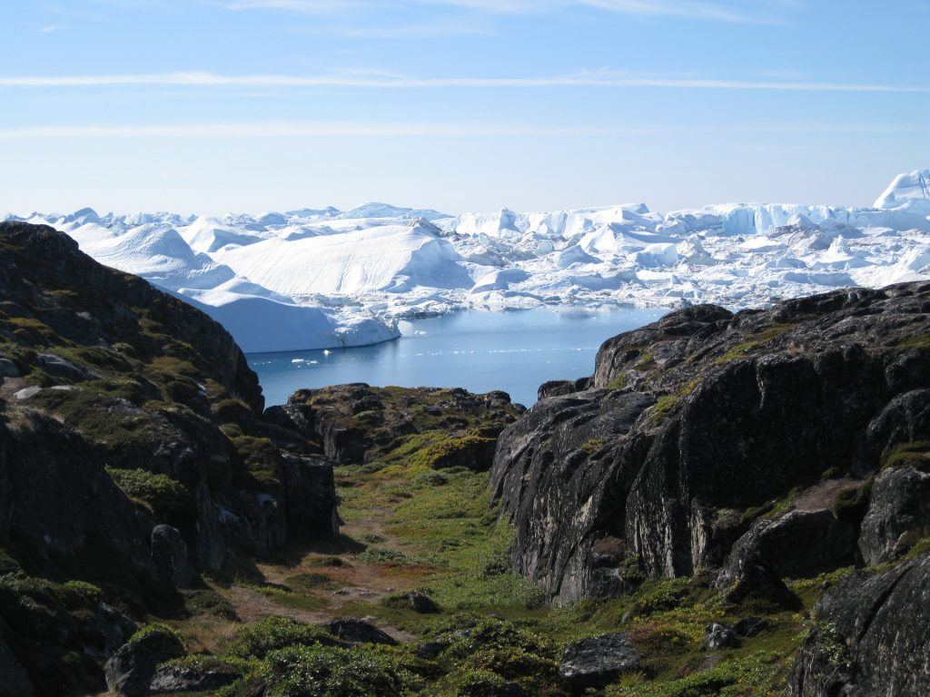Best Nature Spots in Greenland - Ice Ffjord