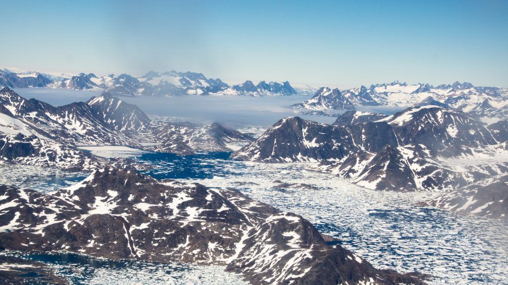 Best Nature Spots in Greenland - Watkins Ice Mountain Range - Life Beyond Borders