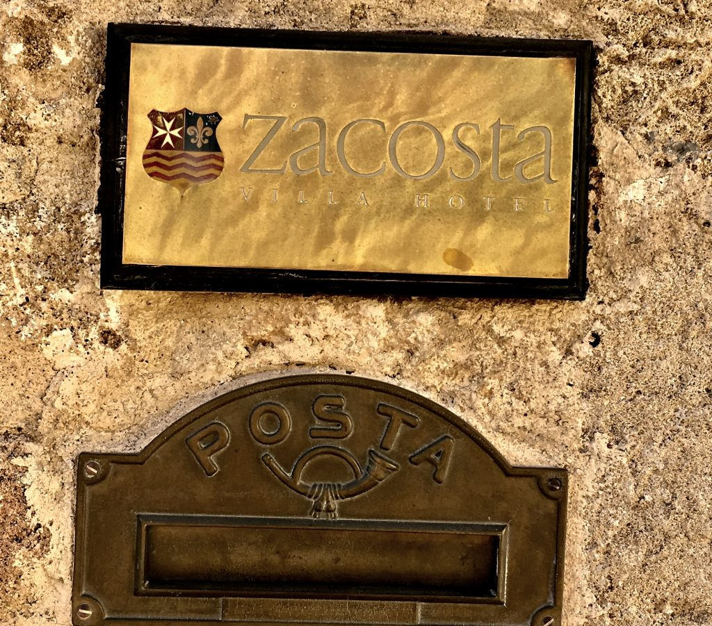 Zacosta Villa Hotel - Luxury Hotels in Rhodes Old Town - Greece