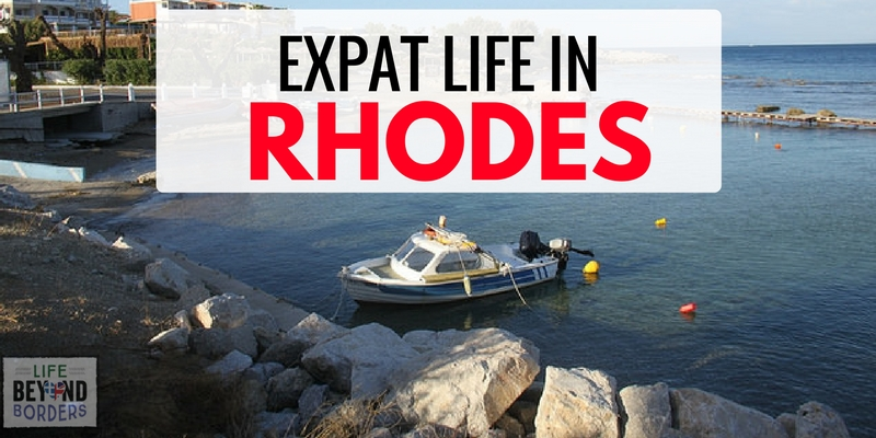Expat Life in Rhodes, Greece