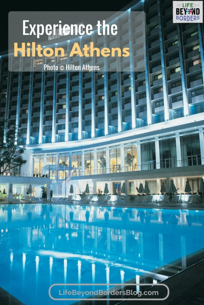 The Hilton Athens is more than just an impersonal space to rest your head. Come and find out more.
