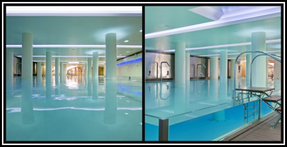 Hiltonia Spa Athens Indoor Pool - Photo © Hilton Athens. Life Beyond Borders