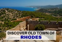 Old Town of Rhodes Greece - LifeBeyondBorders