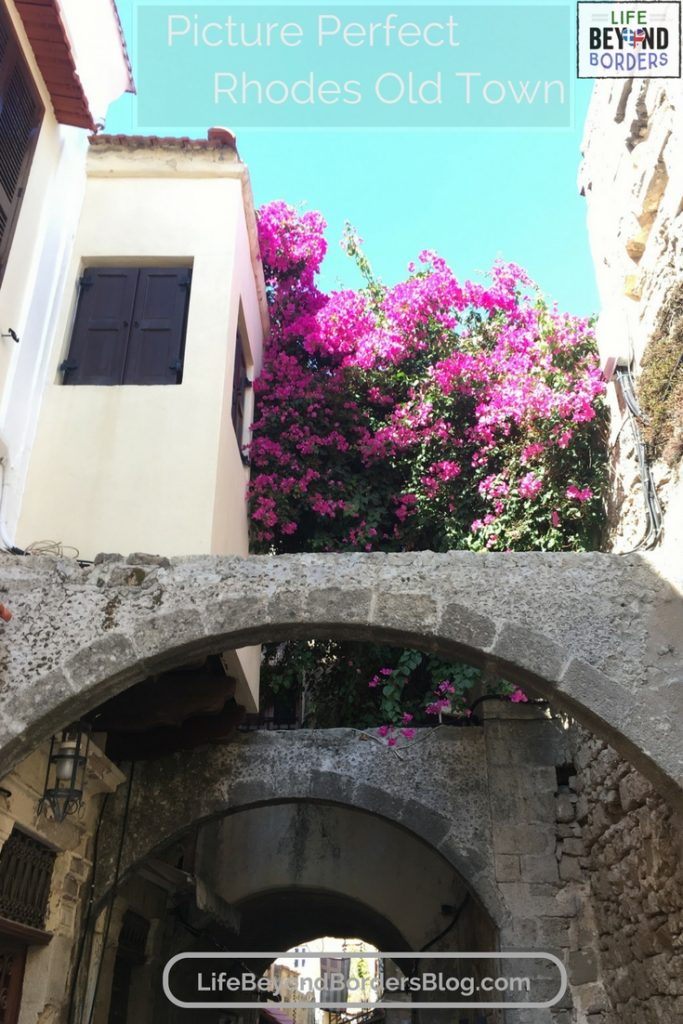 Rhodes Old Town - Rhodes, Greece. Life Beyond Borders