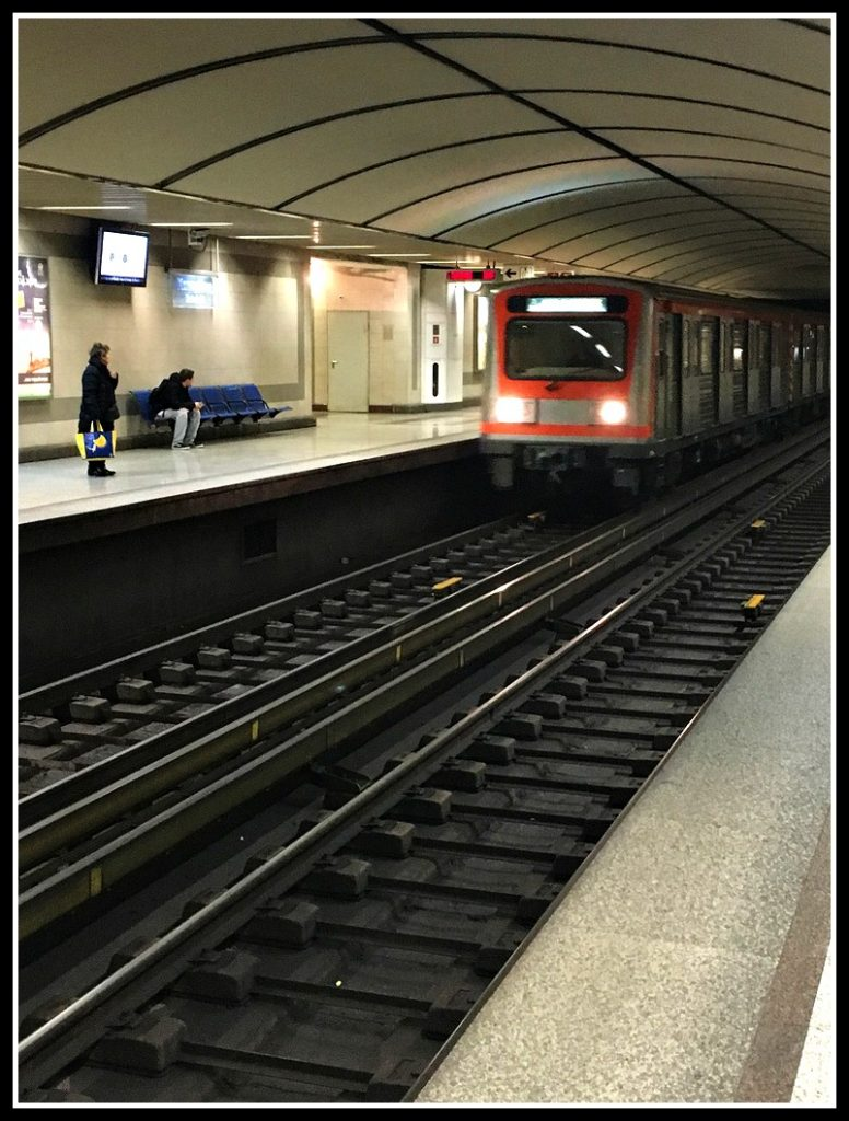 Etiquette in Greece - Athens Metro System - Greece. Clean and easy to use - LifeBeyondBorders