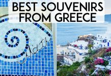 Best Souvenirs to buy from Greece; come and look at my eclectic recommendations