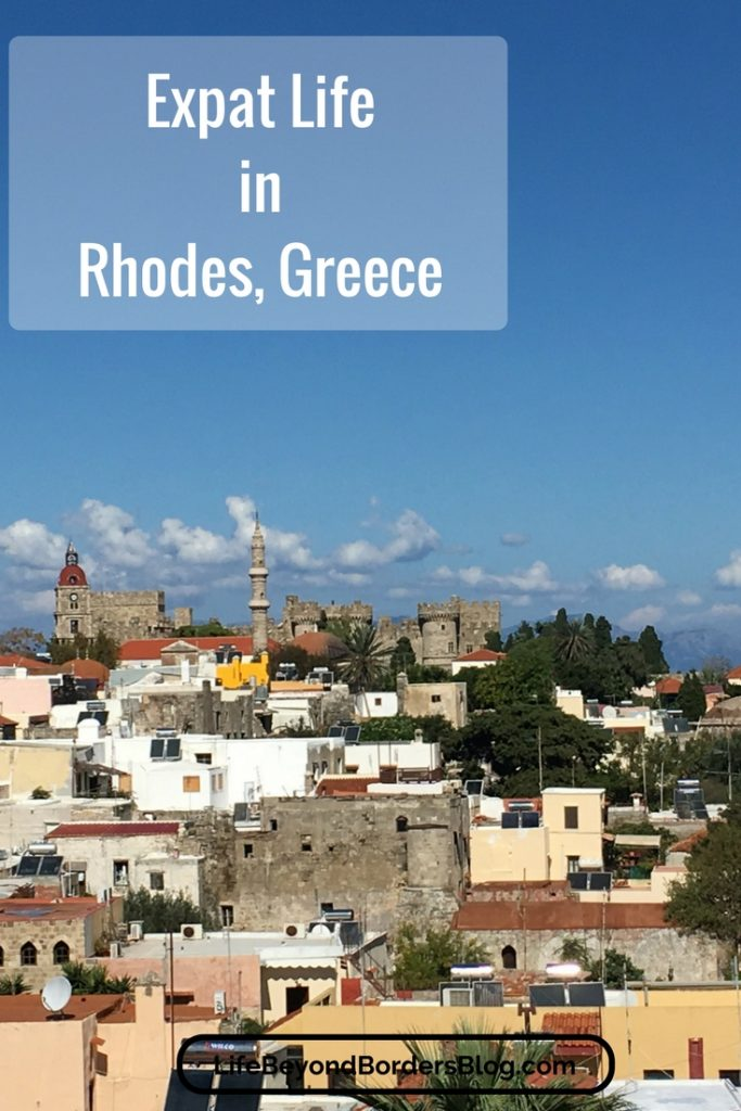 Expat Life in Rhodes, Greece. Check out what life on a Greek island is really like
