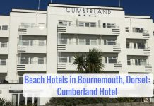 Beach Hotels in Bournemouth, Dorset, UK: Cumberland Hotel - LifeBeyondBorders