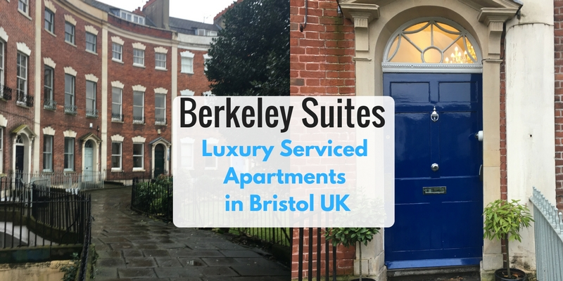 Berkeley Suites Bristol UK - Luxury Serviced Apartments