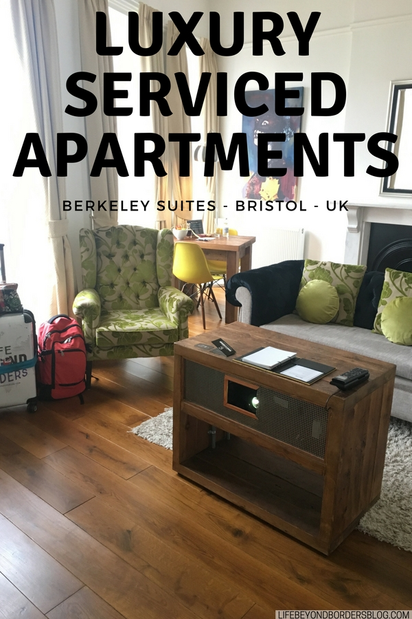 Berkeley Suites - Luxury Serviced Apartments in the city of Bristol UK