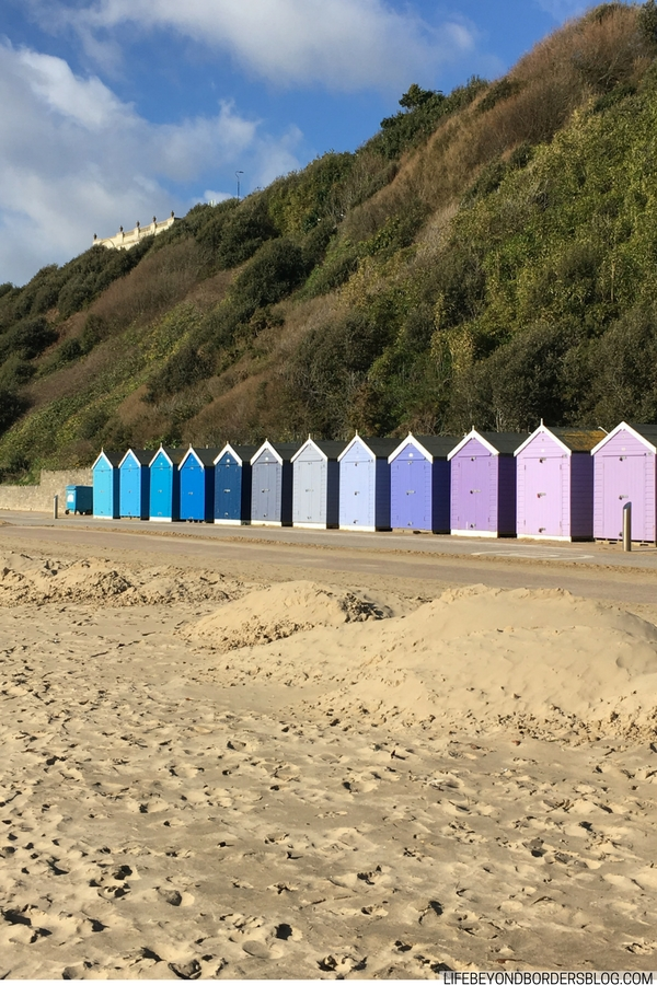 Colourful Bournemouth Beach Huts - Things to Do in Bournemouth, Dorset, UK - LifeBeyondBorders