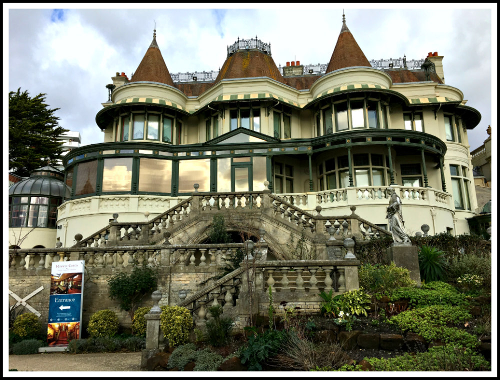 Russell Cotes House and Museum - Things to Do in Bournemouth, Dorset, UK - LifeBeyondBorders