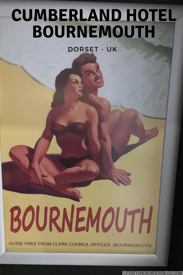 Seaside hotels in Bournemouth - Dorset - UK - A Review of the Cumberland Hotel by LifeBeyondBorders