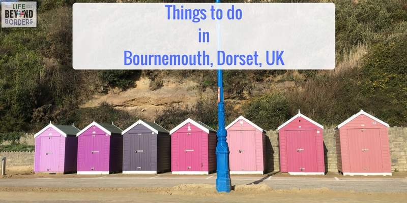 Things to do in Bournemouth, Dorset, UK.