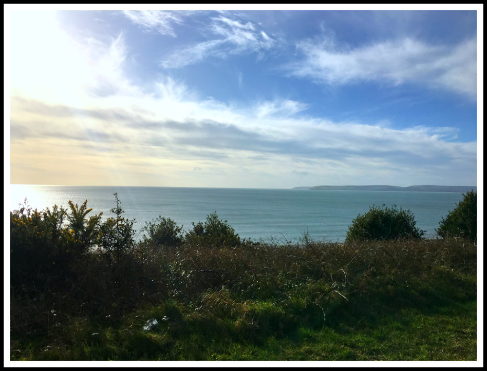 View from Cumberland Hotel - Bournemouth - Dorset - UK