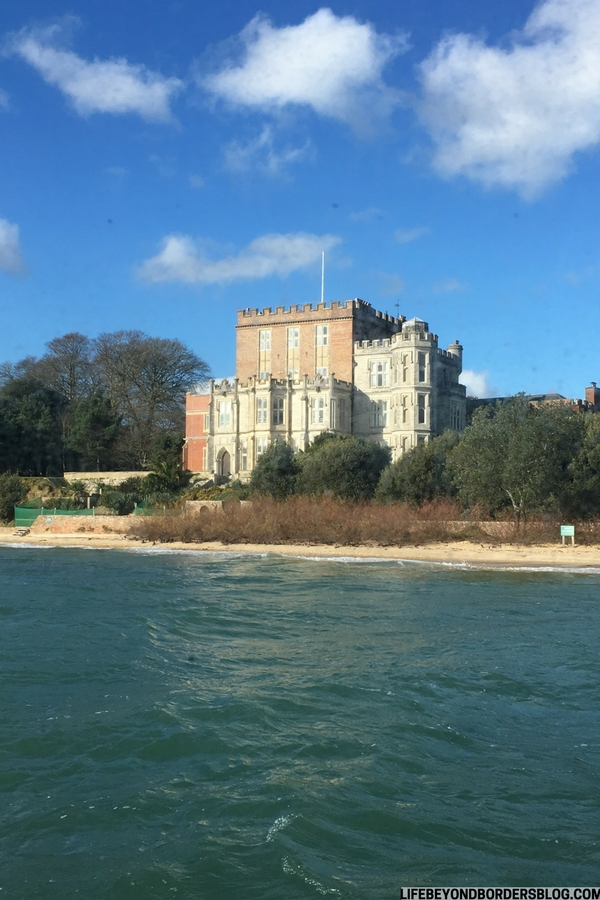 Approaching Brownsea Island - just off Poole Harbour, Dorset - UK. One of the many things to see and do when visiting Poole - LifeBeyondBorders