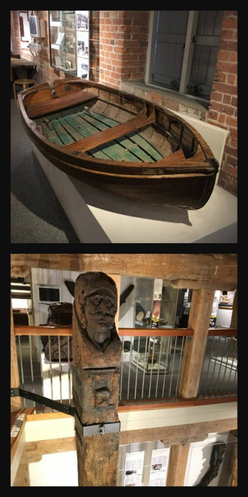 Poole through the ages - visit the Museum , entry free, in Poole, Dorset , UK - LifeBeyondBorders