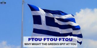 Why the Greeks Might Spit At You