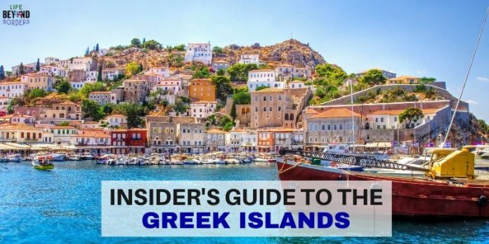 Insider's Guide to the Greek Islands by Life Beyond Borders