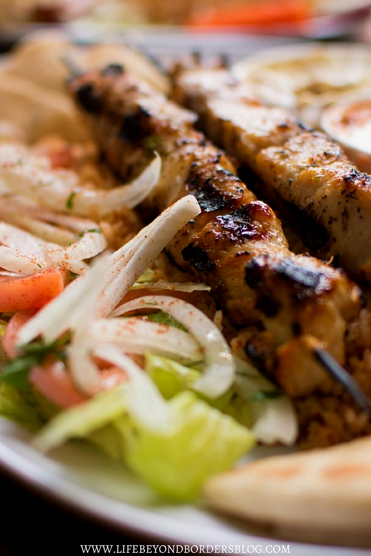 Top 10 Things to Eat & Drink in Athens - Souvlaki