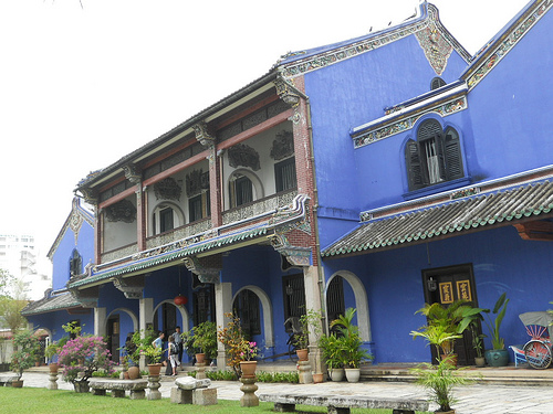 Cheong Fatt Tze Mansion photo
