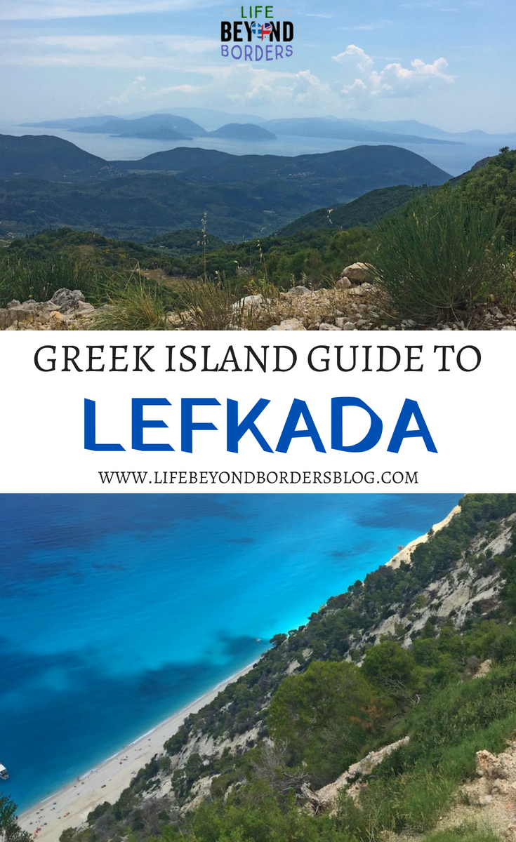 A Greek island guide to Lefkada, Greece