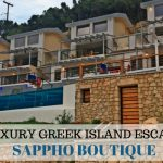 Luxury Accommodation in Lefkada Island - Greece: Sappho Boutique Suites