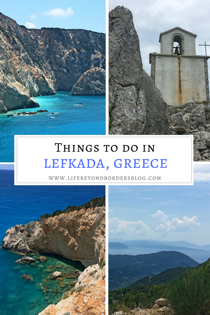 Things to do in Lefkada, the beautiful Greek island in the Ionians