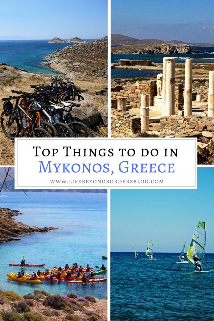 Top Things to do in Mykonos - Greece. Life Beyond Borders