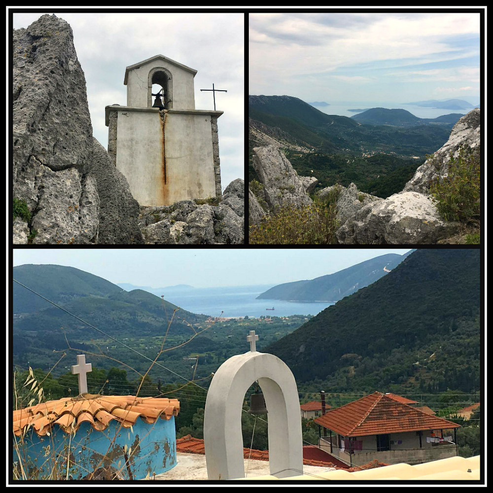 Touring the mountains on Lefkada island, Greece - LifeBeyondBorders