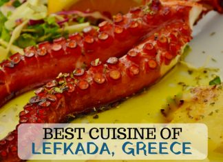 Best Of Lefkada, Greece - Cuisine