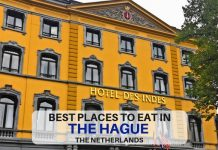 Best Places to Eat in The Hague, Netherlands