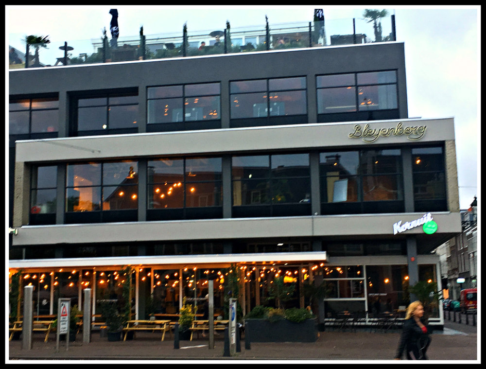 Bleyenberg Restaurant - The Hague - Netherlands