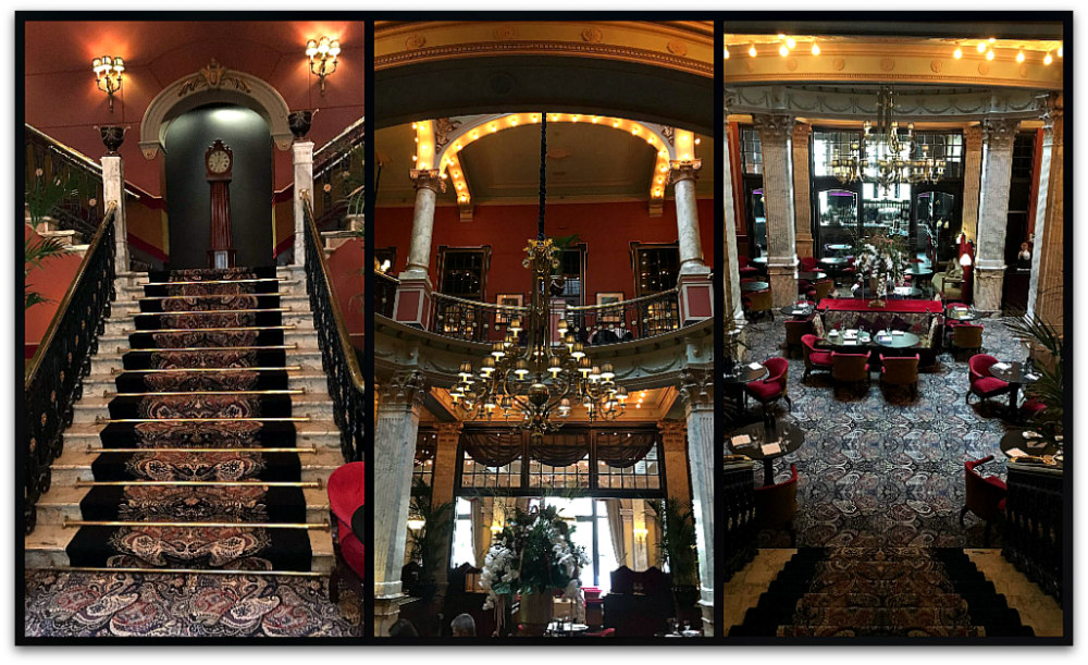 Hotel Des Indes Interior - The Hague - Netherlands