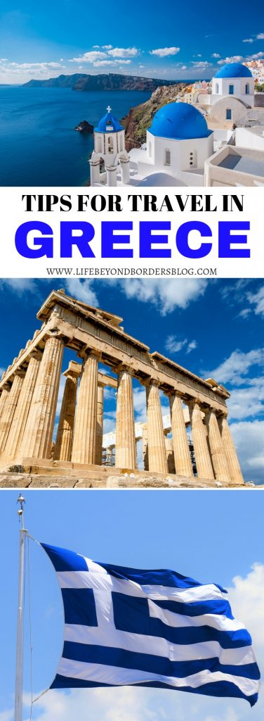Tips for Travel in Greece - Things to Know Before Travelling in Greece