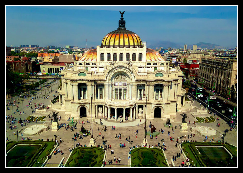 Mexico City by Travels by Talek