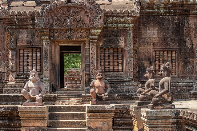cambodia temples photo - Life Beyond Borders