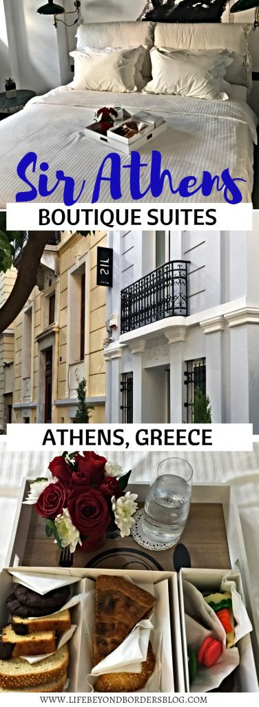 Come and book your stay at Sir Athens Boutique Suites in Athens Greece
